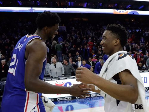 Joel Embiid shows he can beat opponents physically and mentally with a masterful sequence