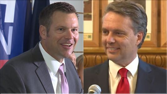 Kobach steps away from duties in contested Kansas vote count