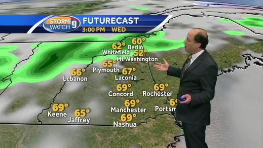 Update: Record high temperatures expected Wednesday