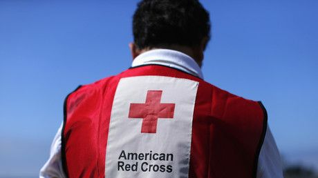 'No one is banning us': Red Cross calls out MSNBC host for false immigration claim