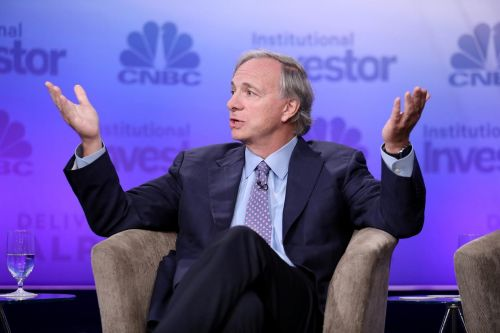 One year ago, the founder of the world's biggest hedge fund predicted that people holding cash would 'feel pretty stupid.' He was wrong