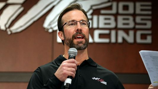 J.D. Gibbs, co-chairman of Joe Gibbs Racing, dies at 49