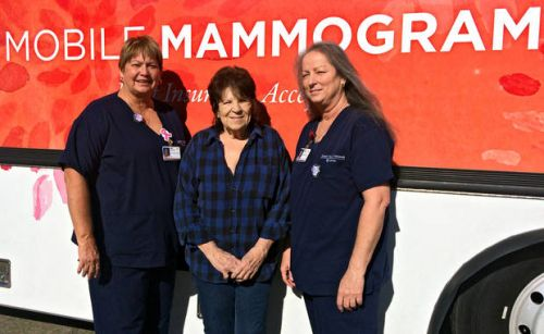 Mobile mammogram unit reaches out to rural Oklahomans