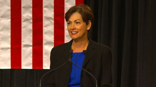Gov. Reynolds item vetoes portion of bill limiting Attorney General's power