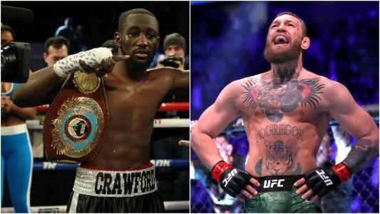 One of boxing's most powerful promoters wants Conor McGregor to fight his client Terence Crawford in MMA