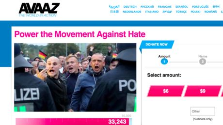 Is Soros-linked Avaaz group a credible source on fake news? Mainstream media seems to think so