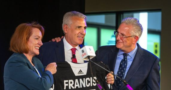 NHL Seattle GM Ron Francis lays the groundwork for a future player crop he hopes will yield fine fruit