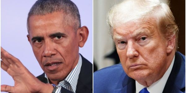 Obama slams Trump for his 'shambolic' and 'mean-spirited approach' to governance in rare public rebuke against the president