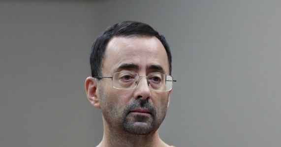 Larry Nassar appeals his other sentence for sexual assaults