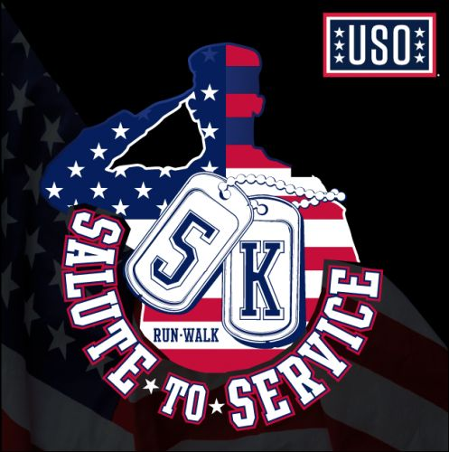 Salute to Service 5K celebrates men and women in uniform