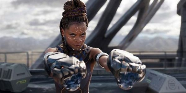 'Black Panther' wins the box-office for the 5th straight weekend - a first since 'Avatar'