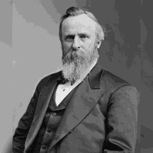 27. Rutherford B. Hayes