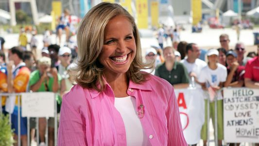 Katie Couric set to co-host 2018 Winter Olympics opening ceremony