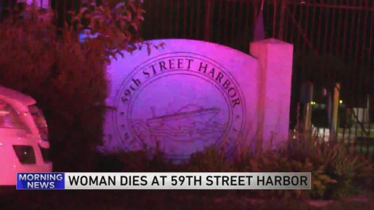 45-year-old woman slipps off boat, dies at 59th street harbor