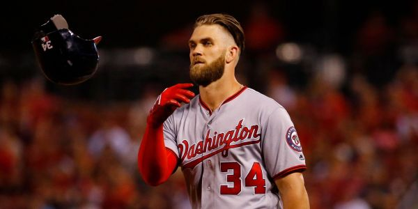 The Nationals' bullpen is a disaster and they are in serious danger of missing the playoffs