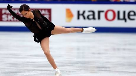 'The pain gave me strength': Russian star Medvedeva reveals World Championships injury battle