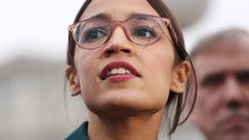 Ocasio-Cortez Slams The 'Racial Injustice' Of The Cannabis Business As White Men Profit