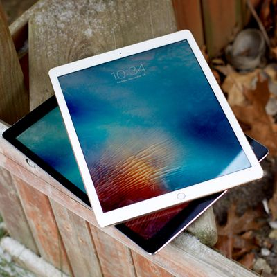 Save big with $330 off Apple's 2017 12.9-inch iPad Pro with cellular