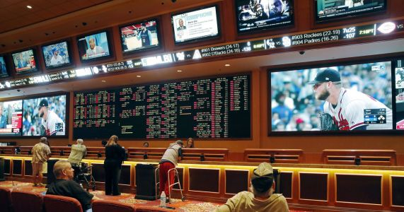 New Jersey set to begin taking legal sports bets
