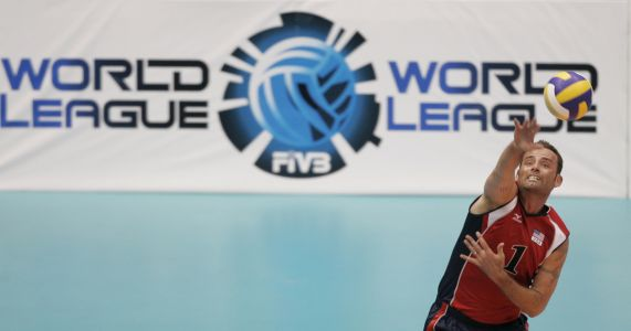 US teams to play in European snow volleyball tour
