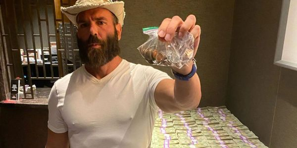 Dan Bilzerian lost a monstrous pile of cash betting against Conor McGregor