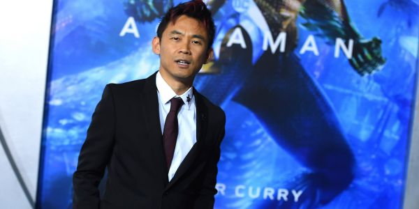 'Aquaman' director James Wan chose the character 'everyone makes fun of' because there'd be less pressure. Then the DC Comics franchise imploded