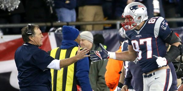 Bill Belichick reportedly called Rob Gronkowski's college coach before the 2010 NFL draft to ask if the tight end was an 'a-hole'