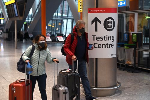 UK to introduce 'traffic light system' for approving countries for travel
