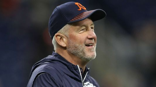 ESPN hires former Bears coach John Fox as studio analyst, reports say