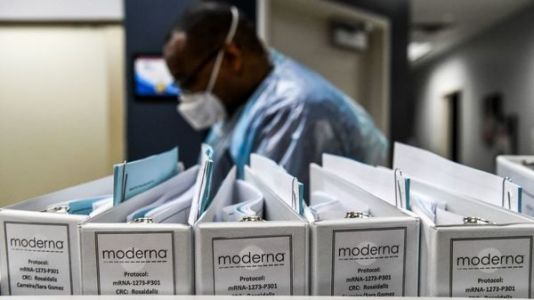 More Good News For Moderna's COVID-19 Vaccine Candidate