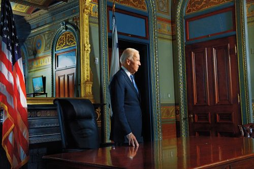 Inside Joe Biden's Foreign-Policy Worldview