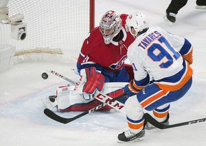 Tavares scores in OT, lifting Islanders to 3rd straight win