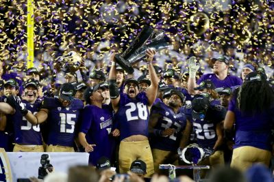Huskies know they 'can't be scared' of No. 1 Alabama