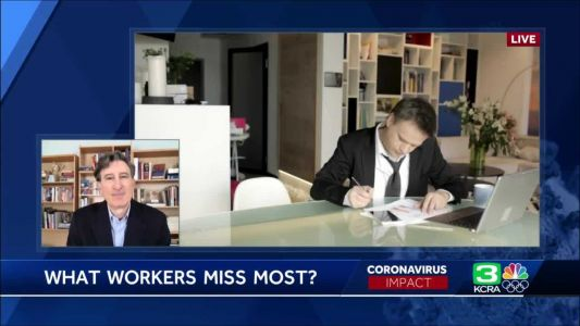 Survey examines what people miss most about work pre-COVID-19