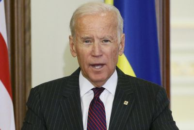 Joe Biden's trying to rally the world against Russia