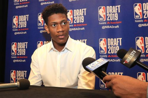 Virginia star moving up on some NBA draft boards