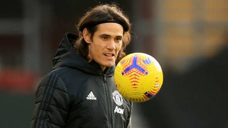 Manchester United striker Edinson Cavani could face 3-game ban over 'negrito' social media post