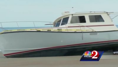 32-foot long boat found in Florida with engine running but no pilot
