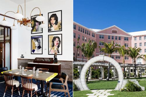 These art-filled hotels could moonlight as museums