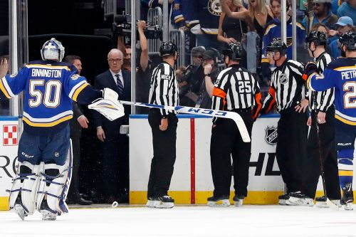 NHL's officiating crisis has only one fix - and it's being ignored