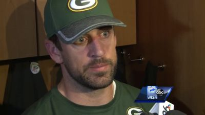 Aaron Rodgers: We have to trust NFL security