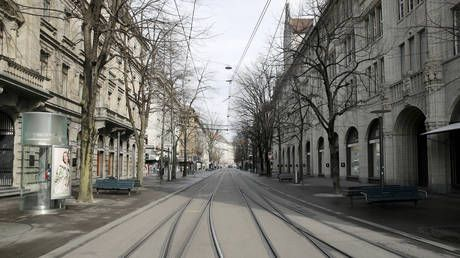 Swiss plan to start lifting curbs in April to prevent 'worst economic damage'