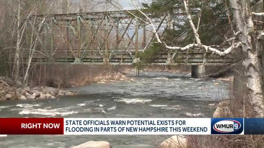 State monitors rivers as flood concerns rise