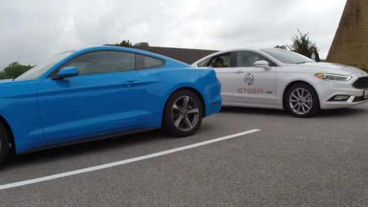 Maryland company uses technology to automate parking