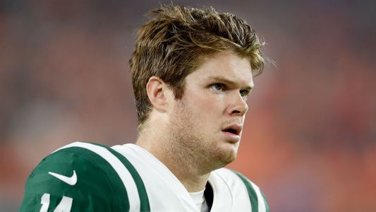 Sam Darnold takes blame for ugly Jets loss to Browns