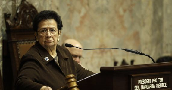 Former Sen. Margarita Prentice, 'a force' who fought for farmworkers, dies at 88