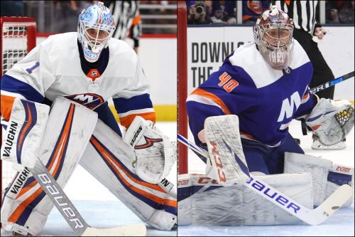 Islanders likely bringing back two-goalie plan