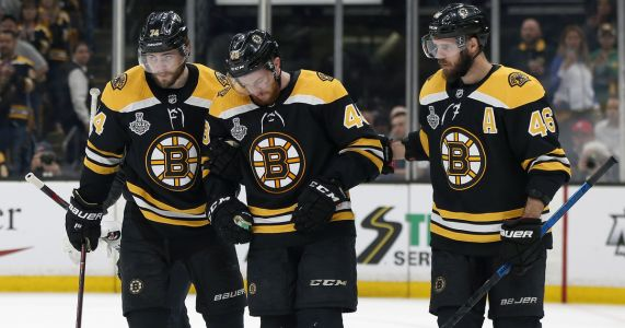 Bruins' Grzelcyk to return for Game 7 of Stanley Cup Final