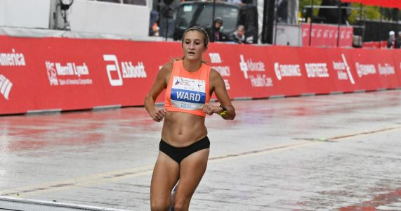 Ward hopes LA Marathon good preparation for Olympic trials