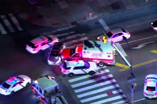 Cops chase stolen ambulance in Philadelphia, nab driver after hour-long chase